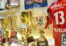 """У """"Музеју спорта"""" изложба посвећена РК Борац"""