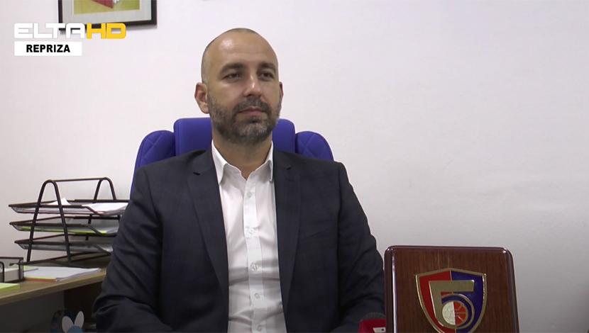 "Intervju sa direktorom SC ""Borik"" na Elta TV"