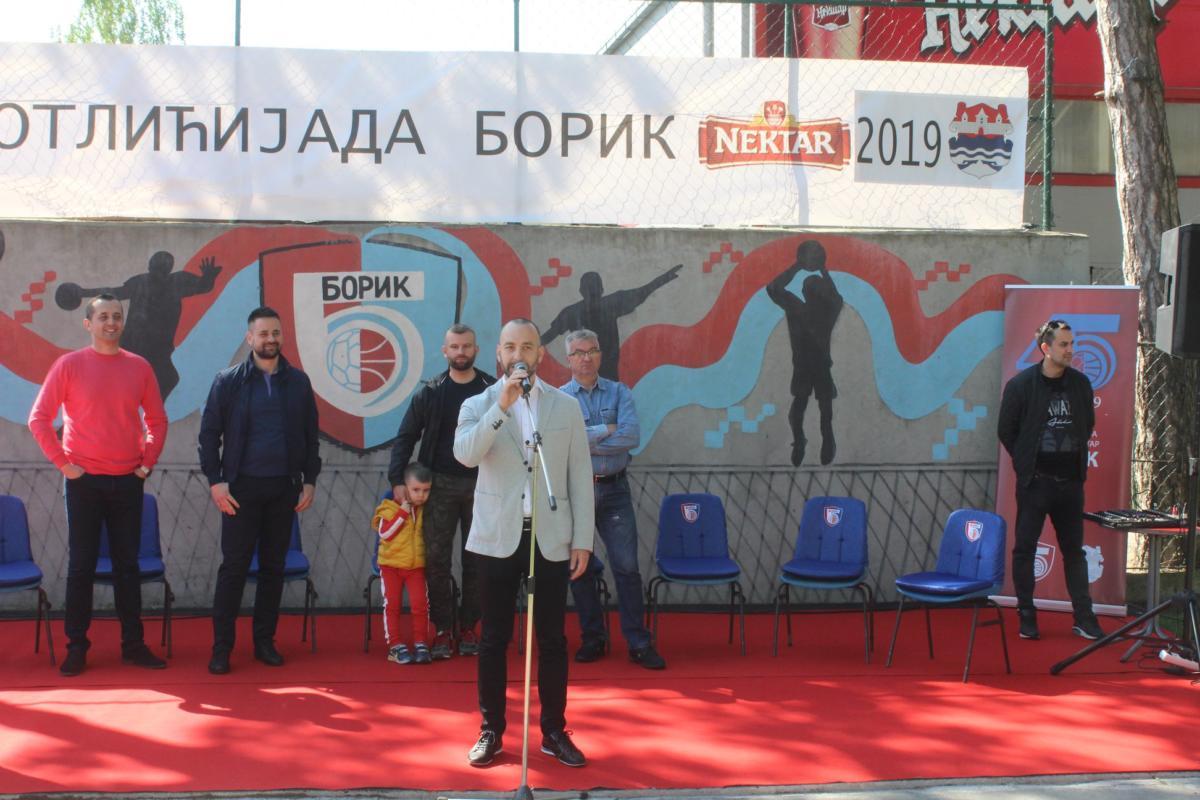 "Талић отворио котлићијаду ""Борик Нектар 2019"""