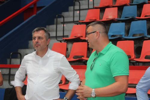 Подршка градоначелника КК Борац