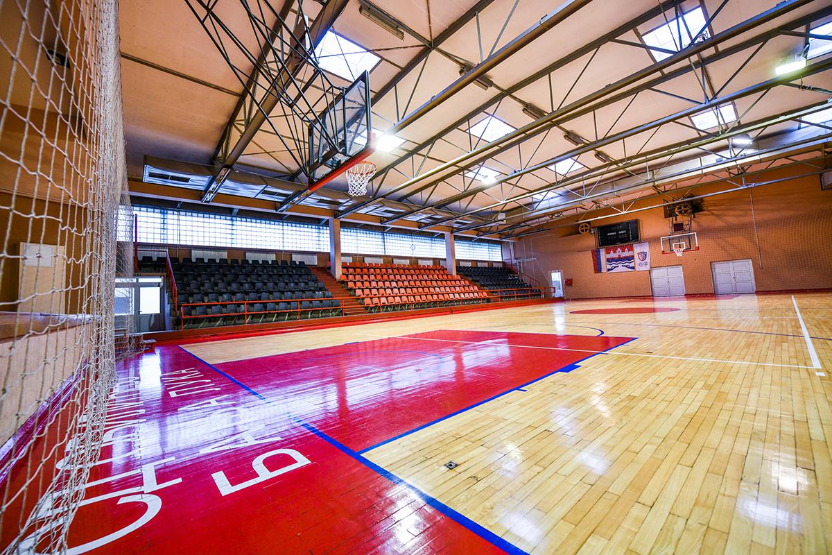 """Спортски центар """"Борик"""" спремно дочекује спортисте"""