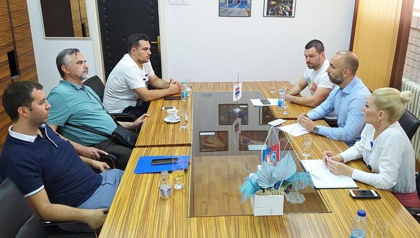 Састанак са представницима КСРС