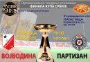 Organizovano gledanje utakmice Vojvodina – Partizan