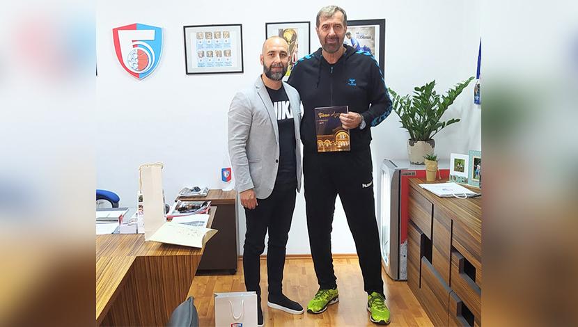 Састанак са Вујовићем